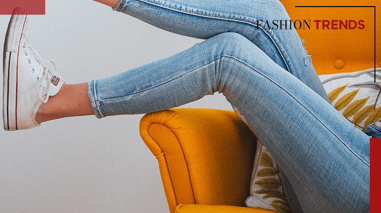 Fashion Trends and Style - Skinny jeans - Banner