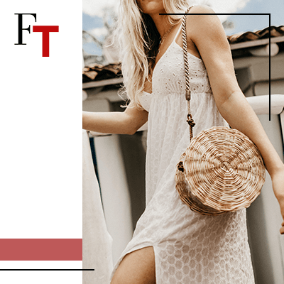 Fashion Trends - woman with a bag
