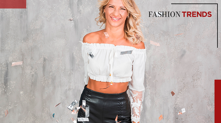 FhionTrends and Style - leather shorts - Banner