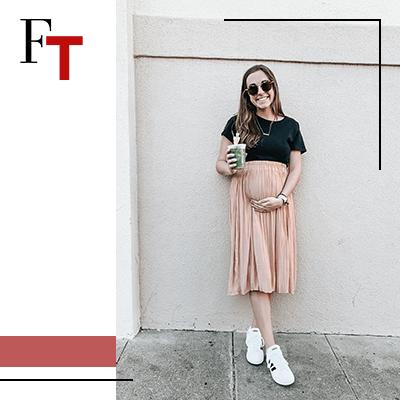 Fashion Trends and Style -Wanneer beginnen met shoppen voor zwangerschapskleding?