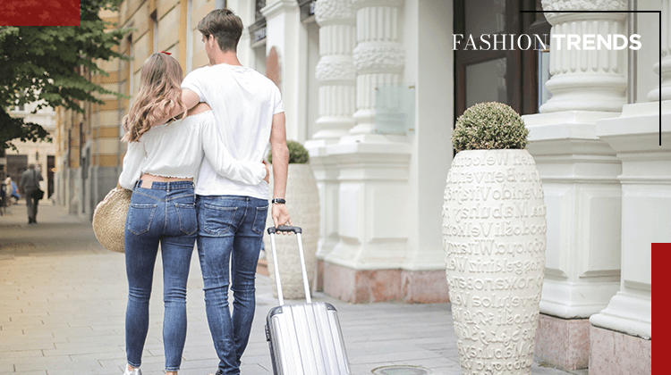 Fashion Trends and style - twinning trend - Banner