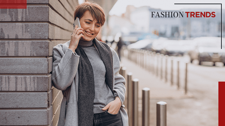 Fashion Trends and Style - monochromatic - Banner