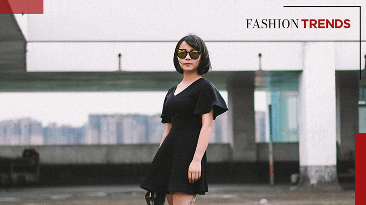 Fashion Trends and Style - black - Banner