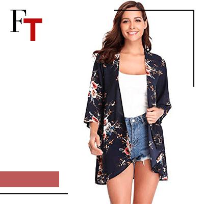 Fahion trends and style - kimono - Kimono