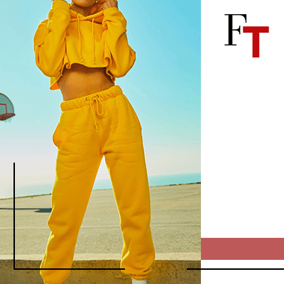 Fashion Trends - woman wearing yellow clothes