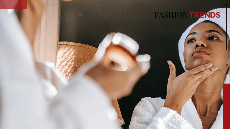 Fahion Trends and Style - cream - Banner