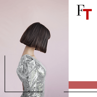 Fashion Trends - woman with short hair