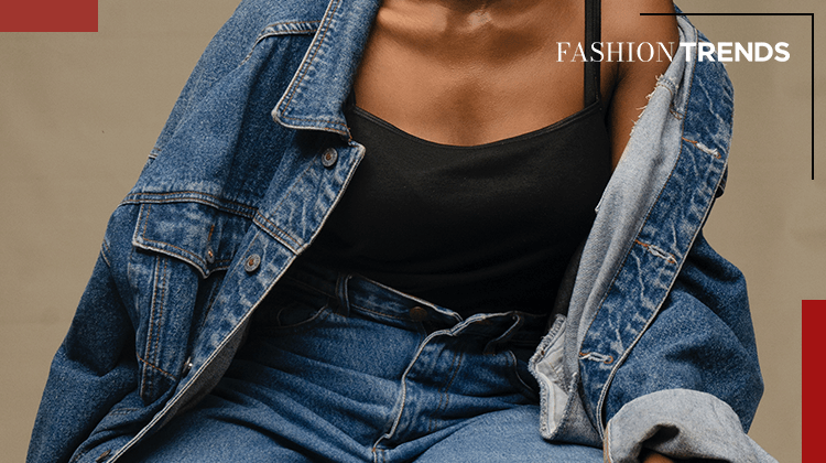 Fashion Trends and Style - Denim - Banner