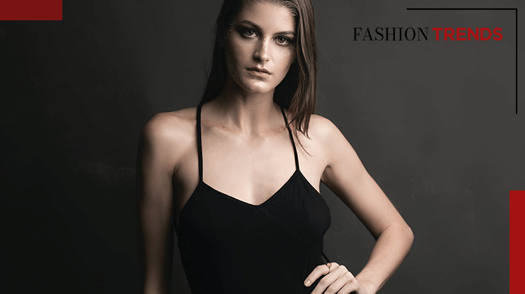 Fashion Trends and Style - slip dress - Banner