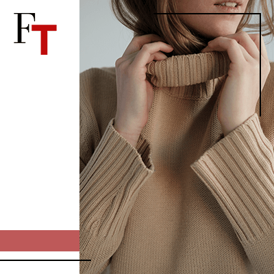 Fashion Trends - knit look