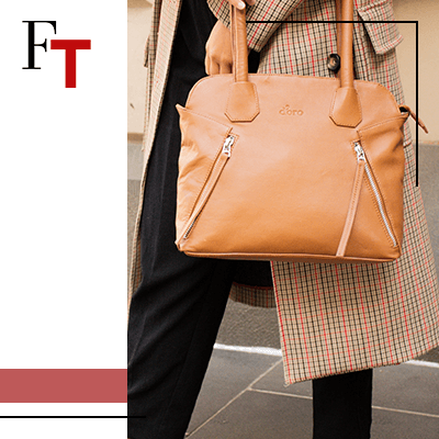 Fashion Trends - bags - best clothes to look taller