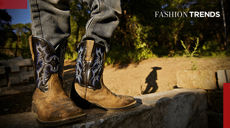 Fashion Trends and Style - cowboy - Banner