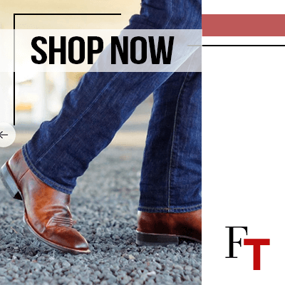 Fashion Trends and Style - cowboy - Give It A Shot Mahogany Mens Boot