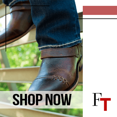 Fashion Trends and Style - cowboy - Dustoff