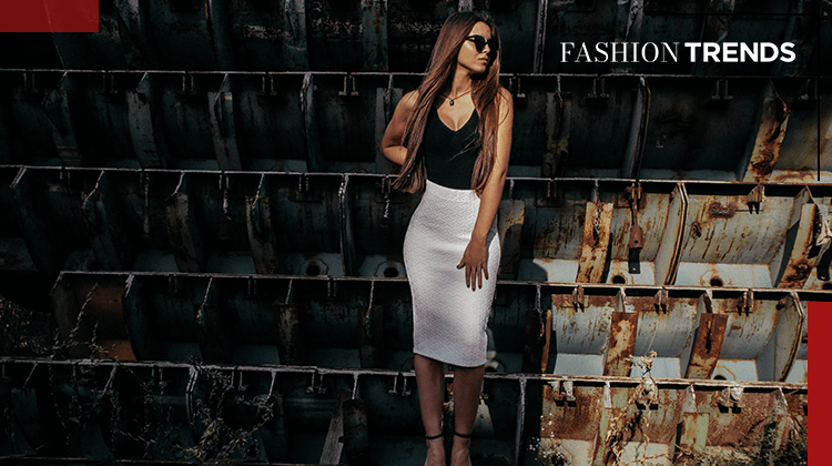 Fashion Trends and Style - pencil skirt - Banner