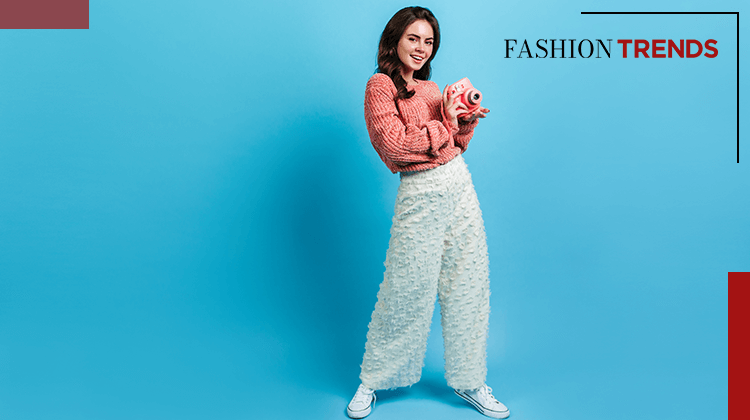 Fashion Trends and Style - pants - Banner