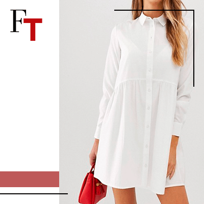 Fashion Trends and Style - shirt dress - dress