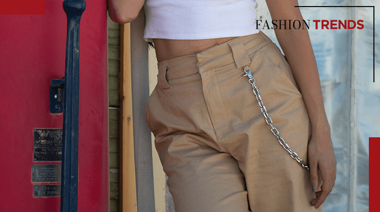 Fashion Trends and Style - Beige - Banner