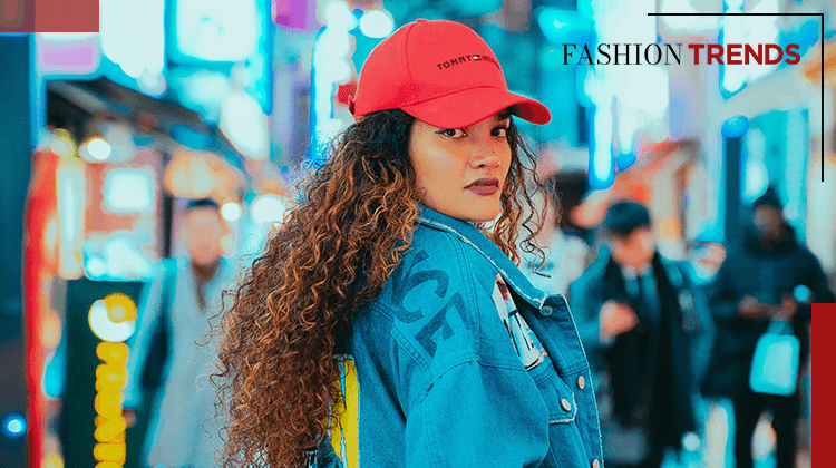 Fashion Trends and Style - Cap - Banner