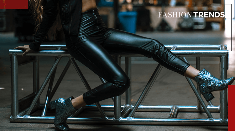 Fashion Tends and Style - leather leggins - Banner