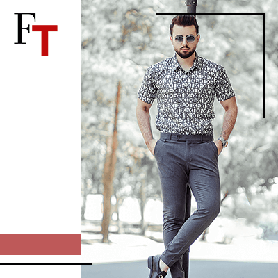 Fashion Trends and Style - Suit - Man