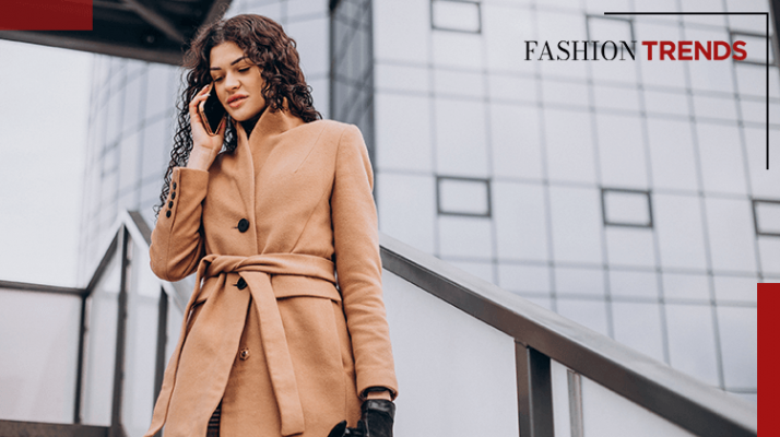 Fashion Trends and Style - coats - Banner