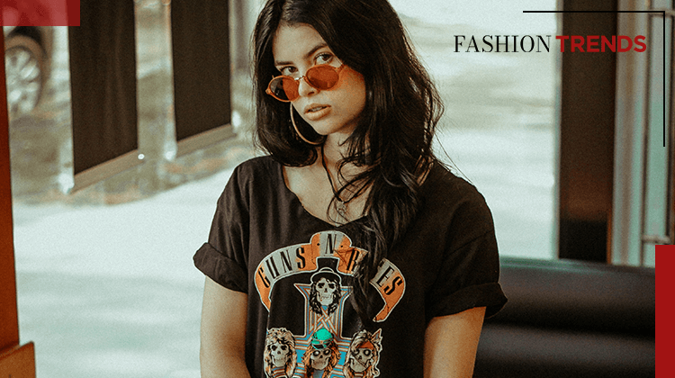 Fashion Trends and style - hipster - women