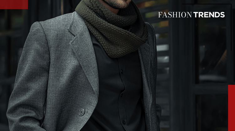 Fashion Trends and Style - masculine looks - Banner