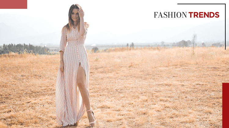 Fashion Trends and Style - The best dresses - Banner