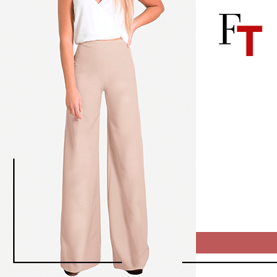Fashion Trends and Style - Beige - Pants