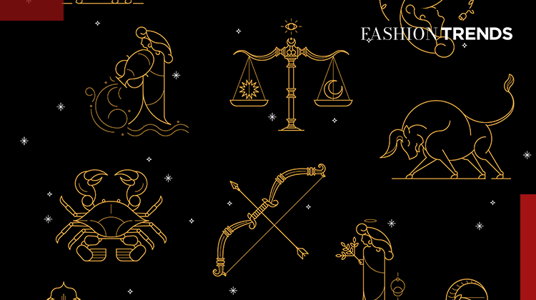 Fashion Trends and Style - zodiac sign - Banner