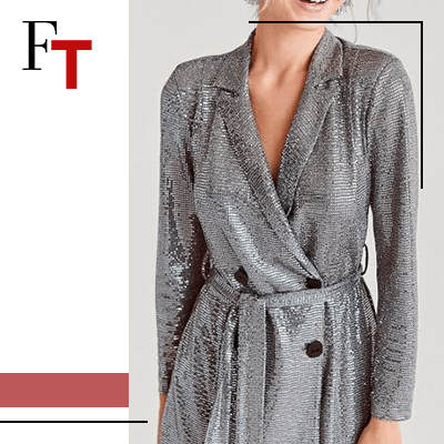 Fashion Trends and Style - metallic - Outfits