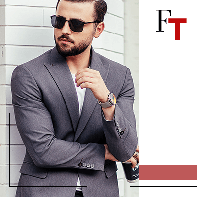Fashion Trends and Style - Semiformal - men