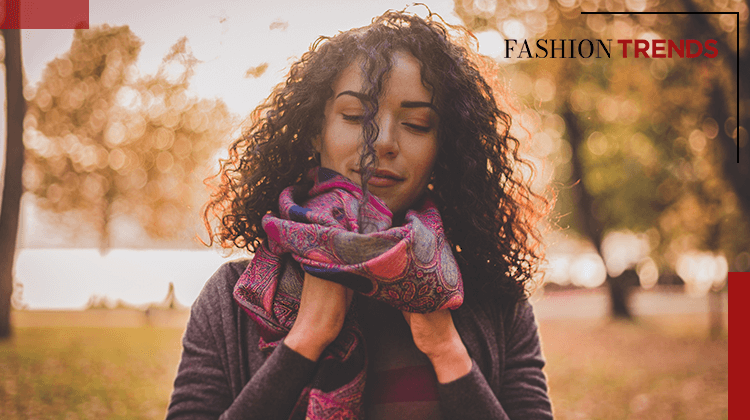 Fashion Trends and Style - scarf - Banner