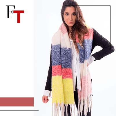 Fashion Trends and Style - scarf -  scarf