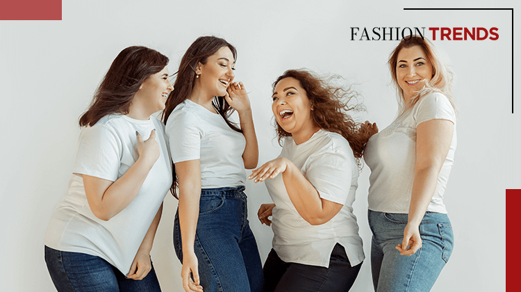 fashion Trends and Styel - chubby girl - Banner