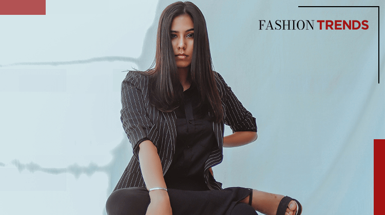 Fashion Trends and Style - Black clothing - Banner