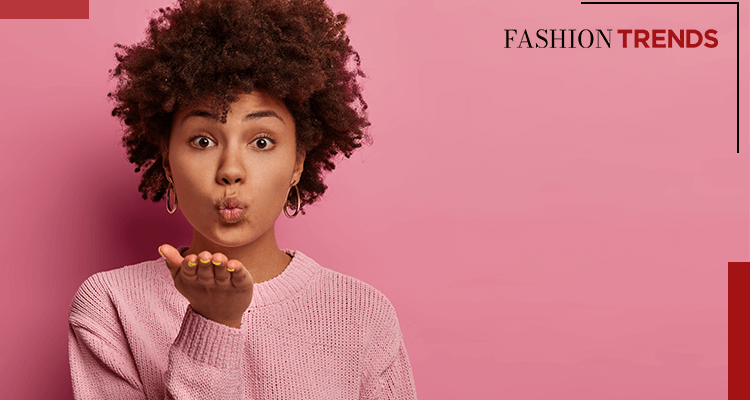 Fashion Trends and Style - color pink - Banner