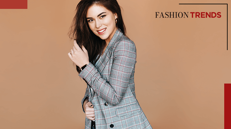 Fashion Trends and Style - Blazer - Banner