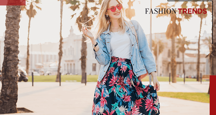 Fashion Trends and Style - best skirts - Banner