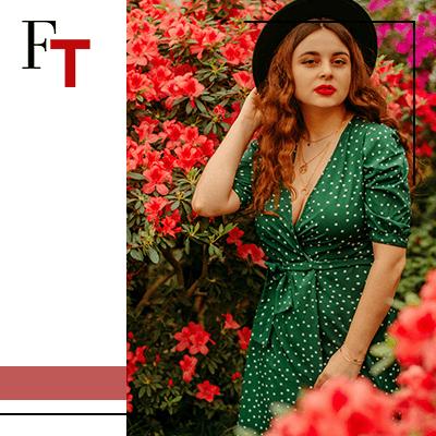Fashion Trends and Style - Diamond body shape - woman