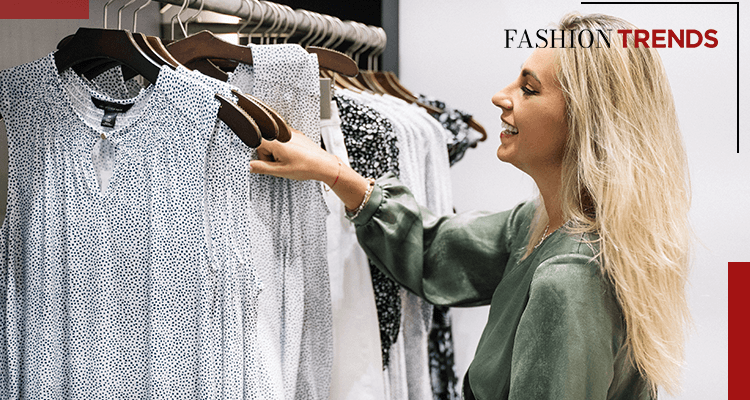 Fashion Trends and Style - clothing size - Banner