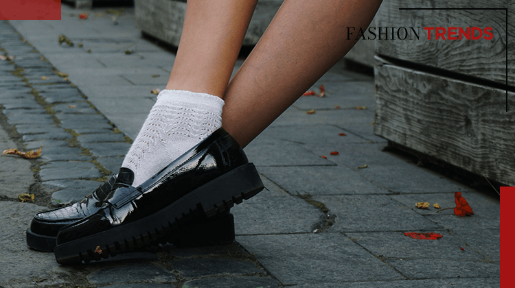 Fashion Trends and Style - Loafers with oscks - Banner