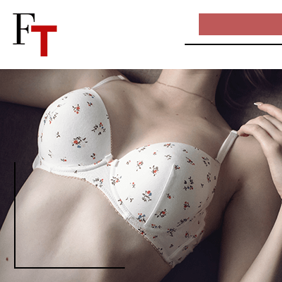 Fashion Trends and Style - bra - Banner